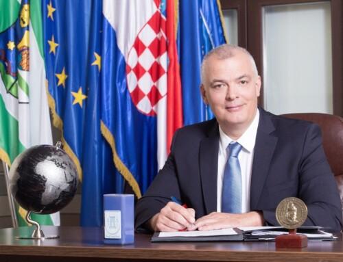 Priopćenje gradonačelnika Leša povodom napada na djelatnicu zaštitarske službe u Centru za socijalnu skrb u Ivanić-Gradu