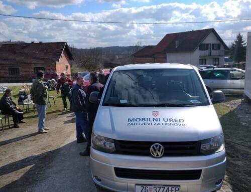 Mobilni uredi u Ivanić-Gradu i Posavskim Bregima