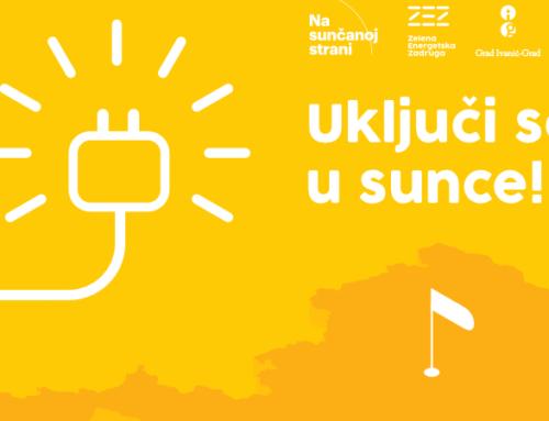 Ivanić-Grad, uključi se u sunce – povoljnije do sunčane elektrane uz sufinanciranje i podršku u prijavi na natječaj FZOEU