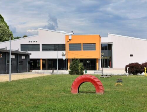 Energetski obnovljena zgrada OŠ Stjepana Basaričeka u Ivanić-Gradu