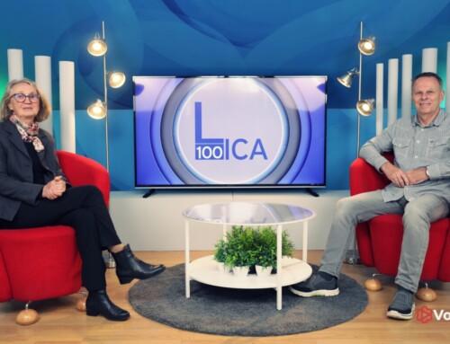 "Nada Gregorek gošća je nove emisije ""100/lica"""